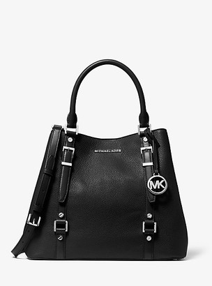 Michael Kors Bedford Legacy Large Pebbled Leather Tote Bag