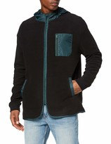 # 7 One size Urban Classics Polar Fleece Neck Gaiter Scarf Schwarz