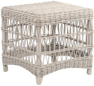 Casual Life Furniture Shell Cove Side Table Oyster