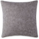 JCP HOME JCPenney Home Pencil Floral Square Throw Pillow