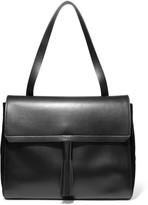Iris and Ink Tasseled leather shoulder bag