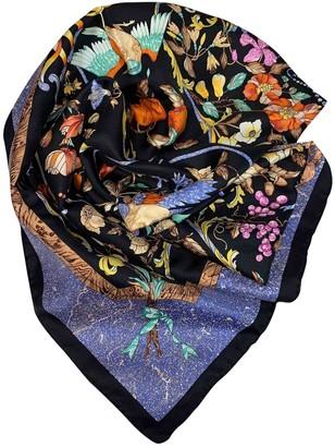 Hermes Carre Geant silk 140 Multicolour Silk Scarves