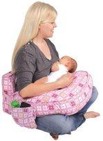 Leachco Ease Back Nursing Pillow Color: Pink