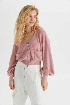Urban Outfitters Sofia Pocket Cardigan