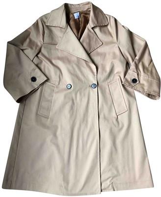 Iris & Ink Beige Cotton Coats