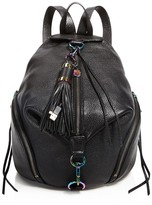 Rebecca Minkoff Julian Leather Backpack With Charge