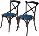 Urbia Nimes Side Chairs (Set of 2)
