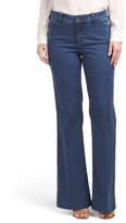 Claire Denim Trouser