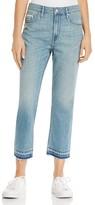 Calvin Klein Jeans Released Hem Boyfriend Jeans in Ocean Mist