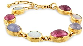 Gurhan 24K/22K Yellow Gold Multistone Bracelet