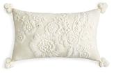 Sky Floral Decorative Pillow, 12 x 20 - 100% Exclusive