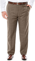 COLLECTION Collection by Michael Strahan Tic Plaid Pants - Big & Tall
