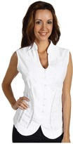 Scully Cantina Beautifully Detailed S/L Blouse Women's Blouse
