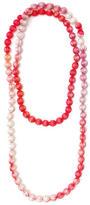 Elizabeth Gillett Print Silk Necklace