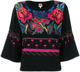 I'M Isola Marras floral jumper