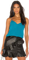 Haute Hippie Out Among The Stars Cami in Blue. - size L (also in M,S,XS)