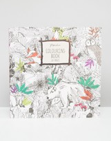 Paperchase Woodland Tails Colouring Book