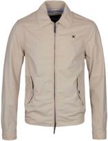 Hackett Classic Blouson Stone Cotton Jacket