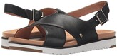 UGG Kamile (Black) Women's Sandals