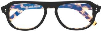 Cutler & Gross Tortoiseshell Glasses