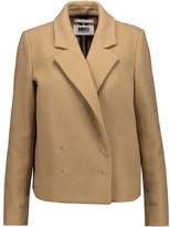 MM6 MAISON MARGIELA Wool-crepe jacket