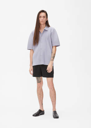 Issey Miyake Homme Plissé Short Sleeve Shirt
