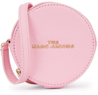 Marc Jacobs The Hot Spot Pink Leather Cross-body Bag