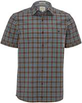 White Stuff Men's Pier Check Short Sleeve Shirt