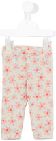 Stella McCartney floral print leggings - kids - Cotton - 6 mth