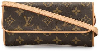 Louis Vuitton 2002 pre-owned Twin PM crossbody bag