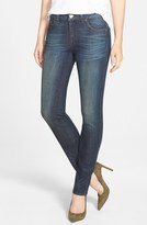 KUT from the Kloth Women's 'Stevie' Stretch Straight Leg Jeans