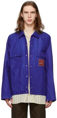 Gucci Blue Eterotopia Jacket