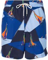 Polo Ralph Lauren printed swimming shorts
