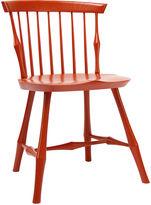 O&G Studio Wayland Lowback Side Chair, Red