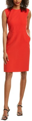 Anne Klein Stretch Sheath Mini Dress