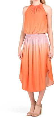 Ombre Audrey Dress