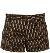 Marni printed mini shorts