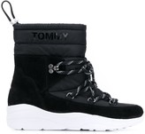 Tommy Jeans padded boots