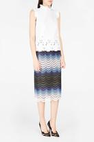 Erdem Safia Pencil Skirt