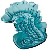 Annieglass Ultramarine Medium Seahorse