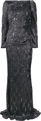 Talbot Runhof Sonica gown