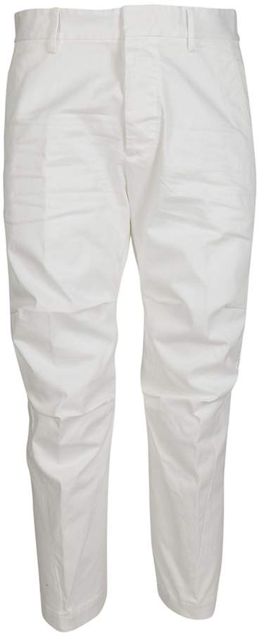 DSQUARED2 Crumpled Trousers