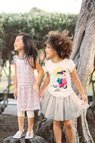 Tea Collection La Bella Vita Graphic Tee (Toddler, Little Girls, & Big Girls)