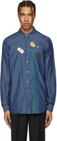 Paul Smith Flowers & Stems Shirt