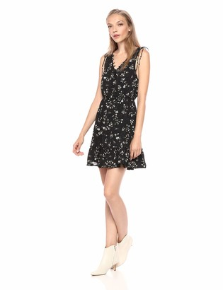 Cupcakes And Cashmere Women's LIDA Floral Fit and Flare Dress