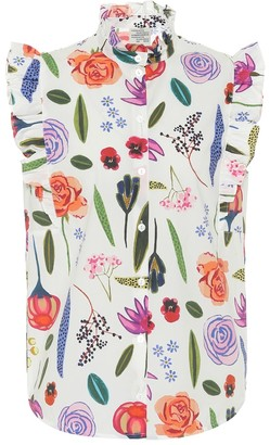 Baum und Pferdgarten Medora floral cotton blouse