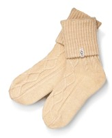 Sole Society Sienna Short Rainboot Sock