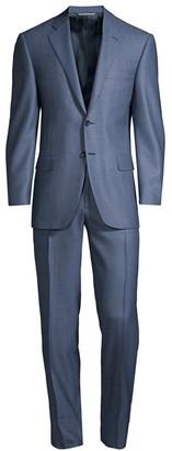 Canali Birdseye Wool Suit