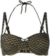 Marlies Dekkers Holi Vintage plunge balcony bikini top