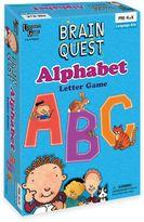 Brain Quest Alphabet Letter Game